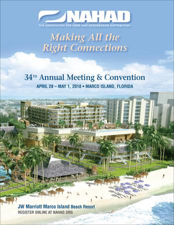 NAHAD 2018 brochure