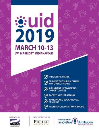 NAHAD UID 2019