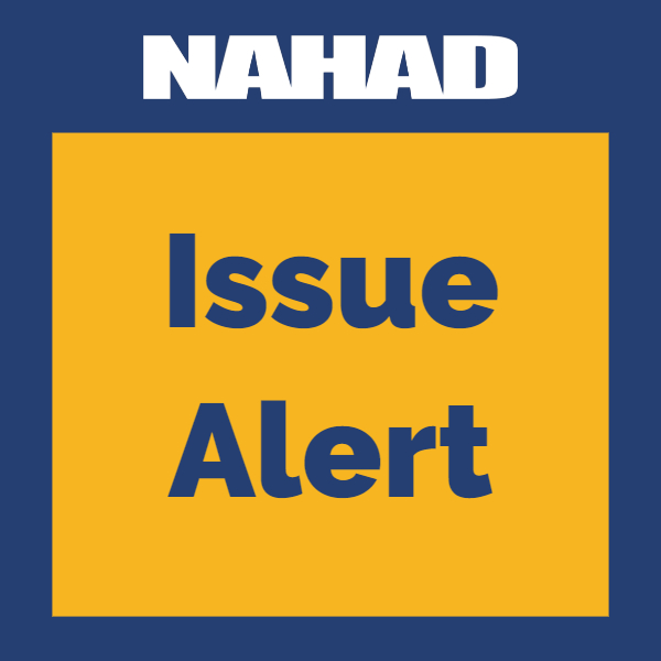 NAHAD Issue Alert